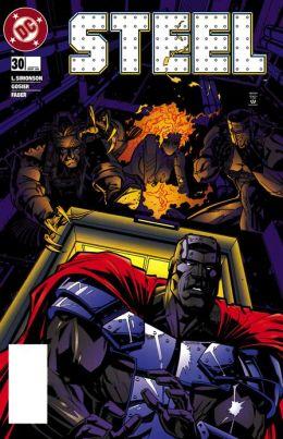 Steel #30 (1994-1998) (NOOK Comics with Zoom View)
