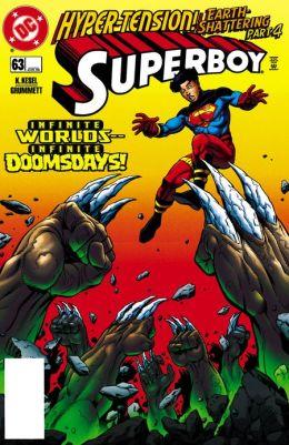 Superboy #63 (1994-2002) (NOOK Comics with Zoom View)