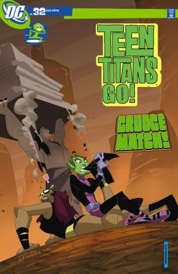Teen Titans Go! #32 (NOOK Comics with Zoom View)