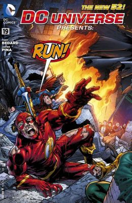 DC Universe Presents #19 (2011- ) (NOOK Comics with Zoom View)