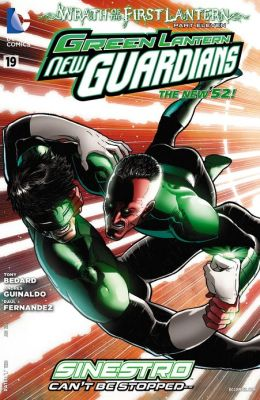 Green Lantern: New Guardians #19 (2011- ) (NOOK Comics with Zoom View)
