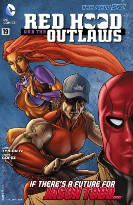 Red Hood and the Outlaws #19 (2011- ) (NOOK Comics with Zoom View)