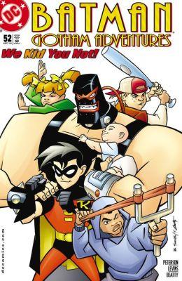 Batman: Gotham Adventures #52 (NOOK Comics with Zoom View)