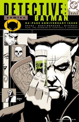 Detective Comics #750 (1937-2011) (NOOK Comics with Zoom View)