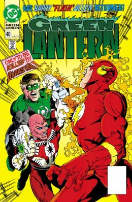 Green Lantern #40 (1990-2004) (NOOK Comics with Zoom View)
