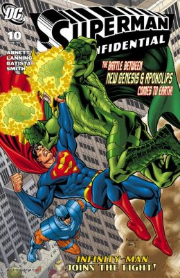 Superman: Confidential #10 (NOOK Comics with Zoom View)