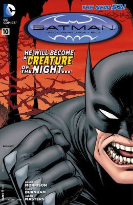 Batman Incorporated (2012 - 2013) #10 (NOOK Comic with Zoom View)