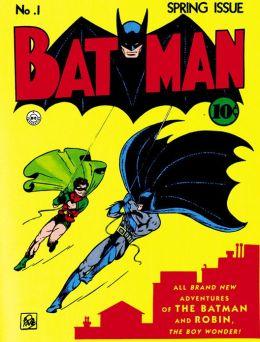 Batman #1 (1940-2011) (NOOK Comics with Zoom View)