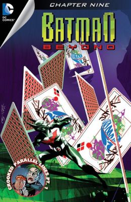 Batman Beyond #9 (2012- ) (NOOK Comics with Zoom View)