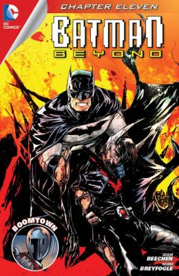 Batman Beyond #11 (2012- ) (NOOK Comics with Zoom View)