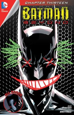 Batman Beyond #13 (2012- ) (NOOK Comics with Zoom View)