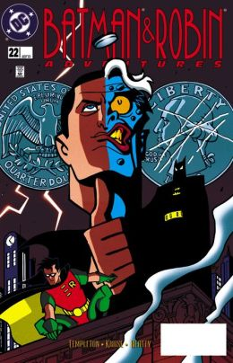 Batman & Robin Adventures #22 (NOOK Comics with Zoom View)