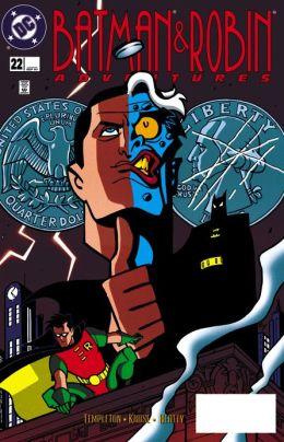 Batman & Robin Adventures #22 (NOOK Comics with Zoom View)