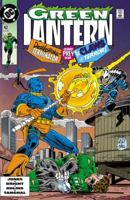 Green Lantern #42 (1990-2004) (NOOK Comics with Zoom View)
