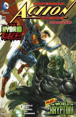 Action Comics #20 (2011- ) (NOOK Comics with Zoom View)