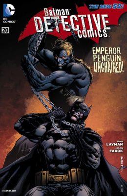 Detective Comics #20 (2011- ) (NOOK Comics with Zoom View)