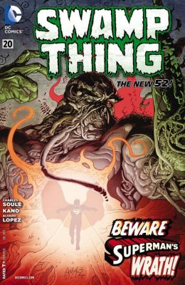 Swamp Thing #20 (2011- ) (NOOK Comics with Zoom View)