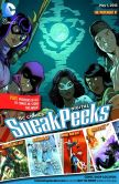 Book Cover Image. Title: DC Comics Digital Sneak Peeks 5/1/13