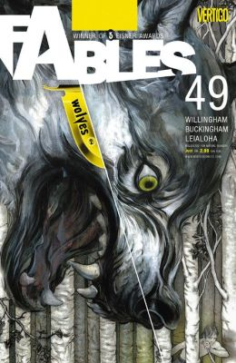 Fables #49 (NOOK Comics with Zoom View)