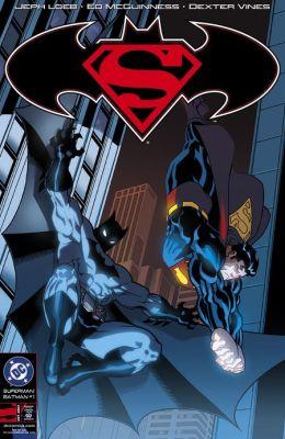 Superman/Batman #1 (NOOK Comics with Zoom View)