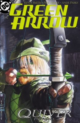 Green Arrow #2 (2001-2007) (NOOK Comic with Zoom View)