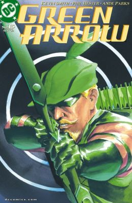 Green Arrow #15 (2001-2007) (NOOK Comic with Zoom View)