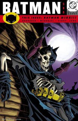 Batman #586 (1940-2011) (NOOK Comics with Zoom View)