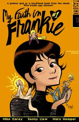 My Faith in Frankie #1 (NOOK Comics with Zoom View)