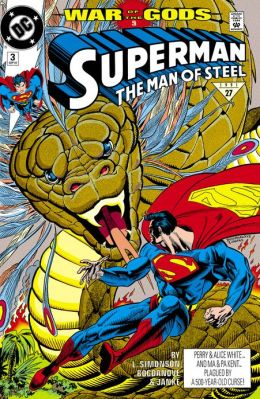 Superman: The Man of Steel #3 (1991-2003) (NOOK Comics with Zoom View)
