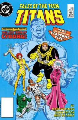 Tales of the Teen Titans #56 (1984-1988) (NOOK Comics with Zoom View)