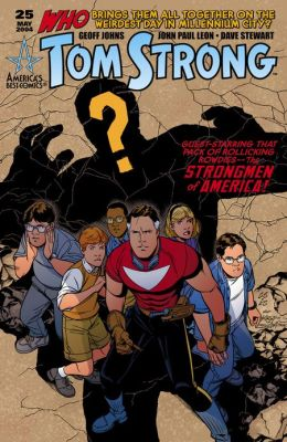 Tom Strong #25 (NOOK Comics with Zoom View)