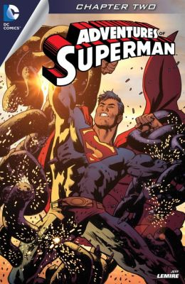 Adventures of Superman #2 (2013- ) (NOOK Comics with Zoom View)