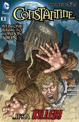 Constantine #3 (2013- ) (NOOK Comics with Zoom View)