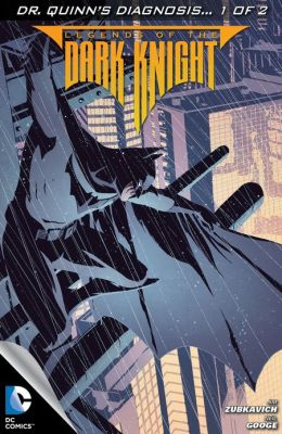 Legends of the Dark Knight (2012) #49 (NOOK Comic with Zoom View)