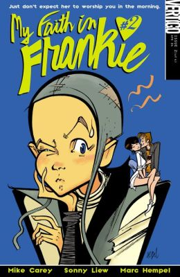 My Faith in Frankie #2 (NOOK Comics with Zoom View)