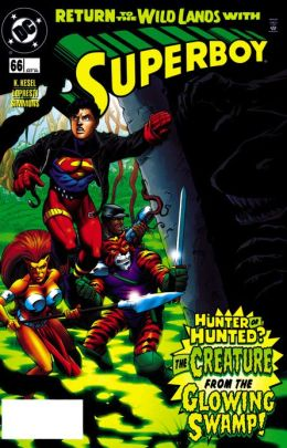 Superboy #66 (1994-2002) (NOOK Comics with Zoom View)