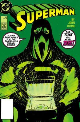 Superman #22 (1987-2006) (NOOK Comics with Zoom View)