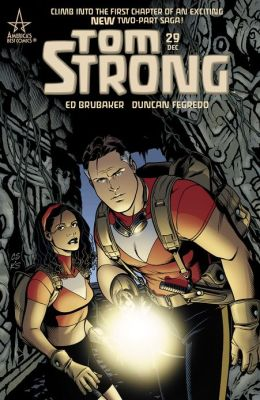 Tom Strong #29 (NOOK Comics with Zoom View)