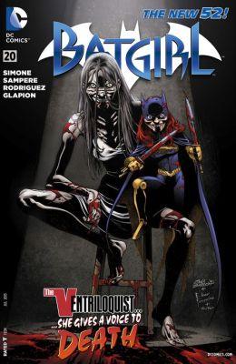 Batgirl #20 (2011- ) (NOOK Comics with Zoom View)