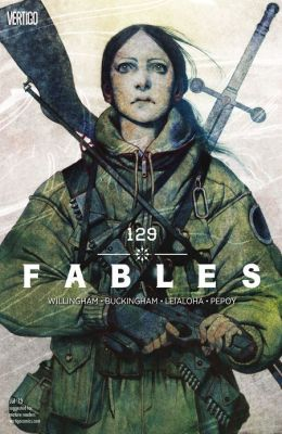 Fables #129 (NOOK Comics with Zoom View)