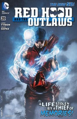 Red Hood and the Outlaws #20 (2011- ) (NOOK Comics with Zoom View)
