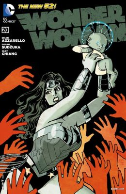 Wonder Woman #20 (2011- ) (NOOK Comics with Zoom View)