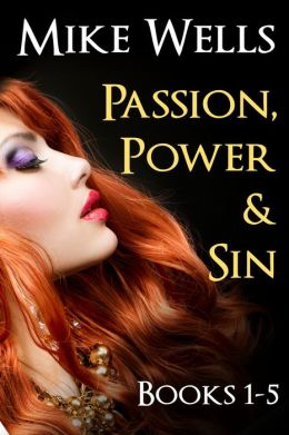 Passion, Power & Sin: Books 1 - 5