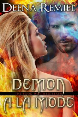 Demon A La Mode (Book 3, The Book Waitress Series)