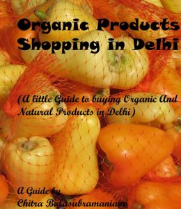 Organic Products Shopping in Delhi