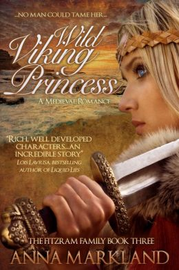 Wild Viking Princess