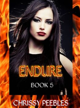 Endure: Book 5 in The Trapped In The Hollow Earth Novelette Series