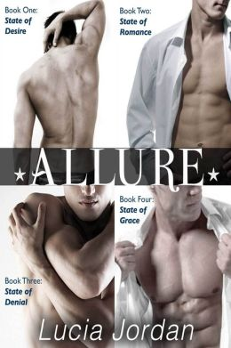Allure (Contemporary Romance) - Complete Collection