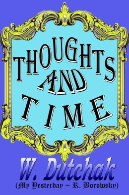 Thoughts and Time