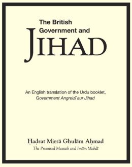 The British Government and Jihad